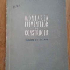 Montarea Elementelor De Constructii - A.s Krupski ,297961