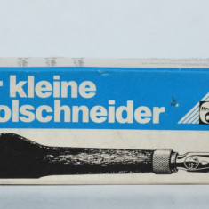 Trusa de unelte pentru gravura Brause & Iserlohn, Germania