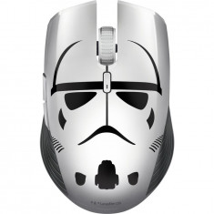 Mouse gaming Razer Atheris Stromtrooper Edition, Alb