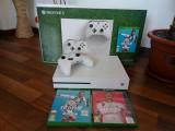 Consola Xbox One S , 2 controllere, Fifa 19 , Fifa 20