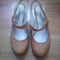 Pantofi dama, piele naturala. Marime 36