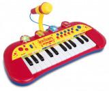 Orga electronica cu 24 clape si microfon