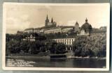 AD 312 C. P. VECHE -PRAGUE -LE CHATEAU HRADCANY-CEHOSLOVACIA - CIRC. 1937 RESITA, Franta, Circulata, Printata