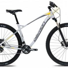 Bicicleta MTB Devron Zerga D5.9 M 457mm Lava Ash 29