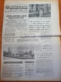 Informatia bucurestiului 22 februarie 1984-interviu ion dichiseanu