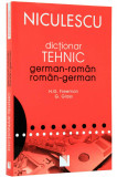 Dictionar Tehnic German-Roman, Roman-German