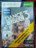 Joc Kinect Dance Central 3, sigilat, XBOX360, original, alte sute de jocuri!, Sporturi, 3+, Multiplayer