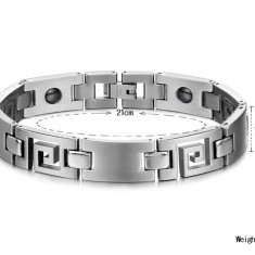 Bratara Magnetica Barbati GR 1, Unisex