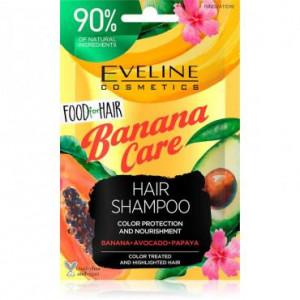 Sampon plic pentru par Eveline Banana Care 20ml