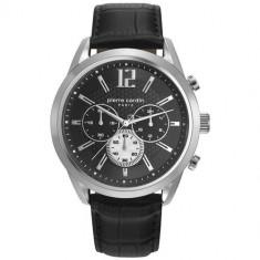 Ceas Pierre Cardin chronograph - barbatesc, Casual, Quartz, Inox