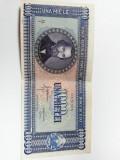 Bancnota 1000 lei RPR,20 sept 1950,stare foarte buna