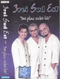 Caseta audio: 3rei Sud Est - Imi plac ochii tai ( 2000 - originala ), Casete audio