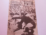 Revista SPORT-nr.22/11.1971 (U CLUJ si CFR Cluj)