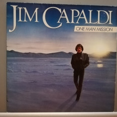 Jim Capaldi (Traffic family) – One Man Mission (1984/Warner/RFG) - Vinil/NM+
