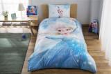 Lenjerie de pat Tac Disney Frozen Glitter