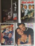 Filme pe casetă video originală VHS de la 15 L, Caseta video, Romana, warner bros. pictures