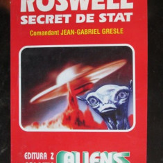 Roswell, secret de stat