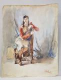 AUREL VLAD - TANARA PE SCAUN