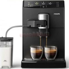 Espressor super automat Philips 3000 HD8829/09, 1850W, 1.8l (Negru)