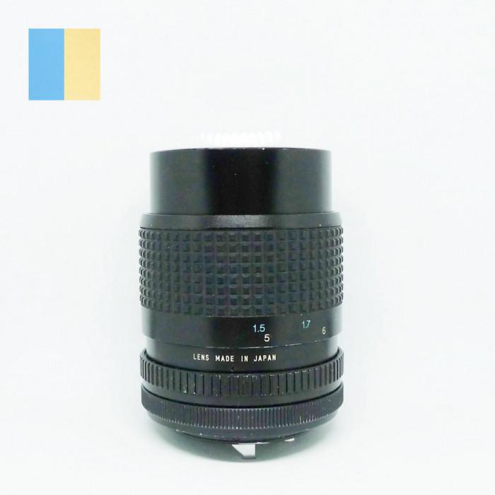 Obiectiv RMC Tokina 135mm f/2.8 montura Canon FD