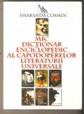 Smaranda Cosmin-Mic dictionar enciclopedic al capodoperelor literaturii