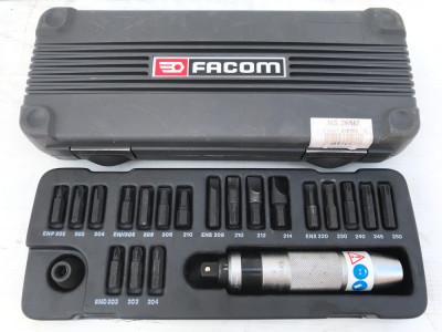 Trusa Cu Bituri pe inpact FACOM foto