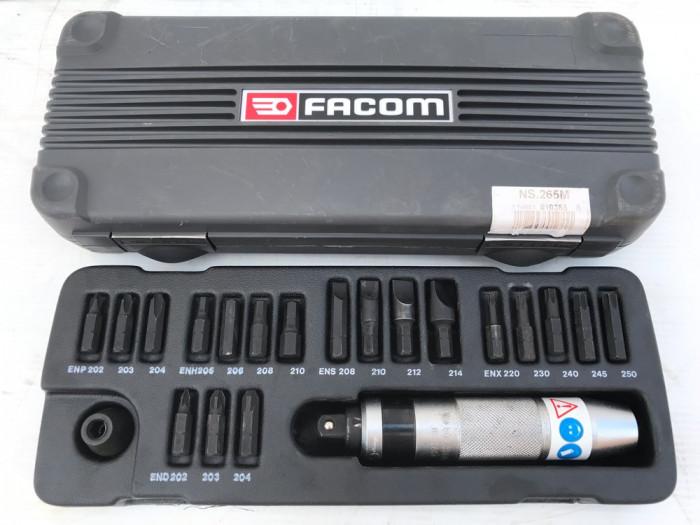 Trusa Cu Bituri pe inpact FACOM