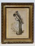 Nicolae Vermont (1866 - 1932) - Litografie, 1925