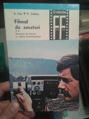 FILMUL DE AMATORI-R.POP foto