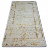 Covor acril Manyas 0920 fildeş, 80x150 cm