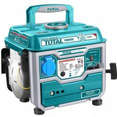Generator curent pe benzina Total Tools 800W