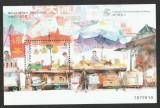 Macau 1998 - Vanzatori stradali, colita neuzata