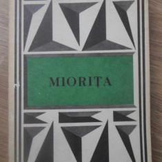MIORITA TEXTE POETICE ALESE - NECUNOSCUT