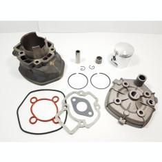 Kit Cilindru Set Motor + CHIULOASA Scuter Derbi Atlantis 80cc 5 colturi APA