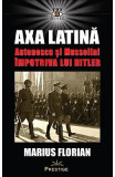 Axa Latina. Antonescu si Mussolini impotriva lui Hitler - Marius Florian