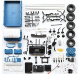 Masina WPL, OFF-ROAD WPL B-24K 1:16 4x4 - KIT - Albastru