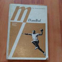HANDBAL-IOAN KUNST-GHERMANESCU