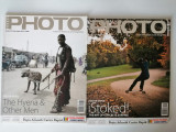 2 Reviste Photo Magazine, nr. 73 si 74, 2012, Oradea-Bucuresti