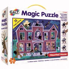 Magic Puzzle - Casa bantuita (50 piese)