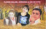 Caseta Florin Salam, Adriana & Adi De Vito, originala, manele, Casete audio