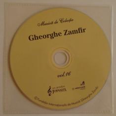Gheorghe Zamfir - Muzica de colectie vol. 16 - CD Audio