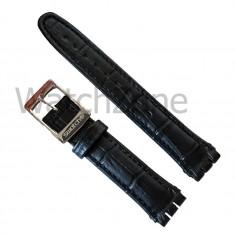 Curea ceas piele Swatch 19mm - 22mm - 26mm WZ944