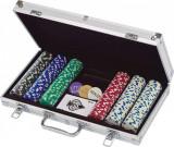 Cumpara ieftin Set poker cu 300 jetoane Casino