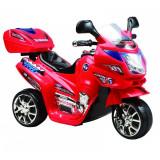 Mini Motocicleta electrica C051 35W cu 3 roti STANDARD Rosu