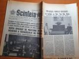 scanteia 7 mai 1983-art. jud bacau,teleorman,sibiu si electrocontact botosani