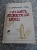 Razboiul Sfirsitului Lumii - Mario Vargas Llosa ,536349
