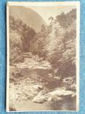 448 - Baile Herculane - Valea Cernei/ carte postala RPR circulata 1953, Necirculata, Fotografie