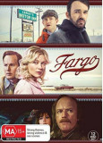 Film Serial Fargo DVD Seasons 1-3 Complete Collection