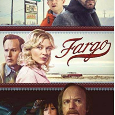 Film Serial Fargo DVD Seasons 1-3 Complete Collection, Drama, Engleza, columbia pictures