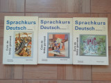 SPRACHKURS DEUTSCH Curs de Limba Germana 3 volume
